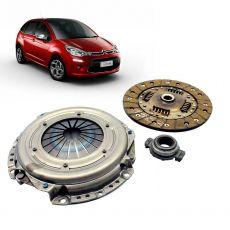 Kit de Embreagem Sachs Citroen Berlingo, C3, C4, Aircross, C3 Picasso,  Xsara Picasso/ Peugeot 206, 207, 307, Hoggar e Partner