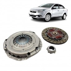Kit de Embreagem Sachs Fiat Palio e Grand Siena 1.4 EVO 2012 em diante