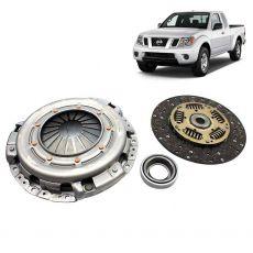 Kit de Embreagem Sachs Nissan Frontier 2.5 Diesel 2008 até 2016