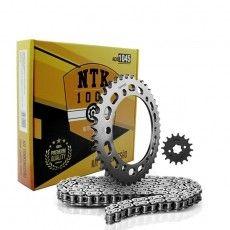 Kit Transmissão NTK NXR 125 Bros