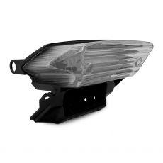 Lanterna Traseira Completa Melc Adaptável Ybr 125 Factor