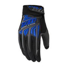 Luva X11 Nitro 3 Tecido Preto Azul