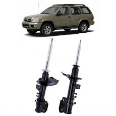 Par Amortecedor Dianteiro LD/LE Nissan Pathfinder 1999 à 2004