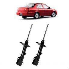 Par Amortecedor Traseiro LD/LE Toyota Corola 1992 à 2002