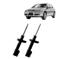 Par Amortecedores Dianteiros Kyb Chevrolet Astra 1998 Até 2012