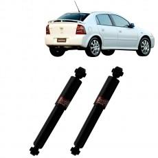 Par Amortecedores Traseiros Kyb Chevrolet Astra 1998 a 2012