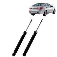 Par Amortecedores Traseiros Kyb Hyundai Sonata 2.4 GLS