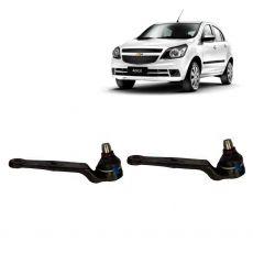 Par Pivô Suspensão Inferior LD/LE Chevrolet Agile 2009 à 2013