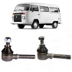 Par Terminais Direção Perfect LD/LE VW Brasilia Fusca Kombi e Variant
