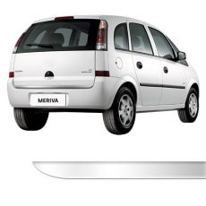 Friso Porta Malas Chevrolet Meriva Cromado Resinado