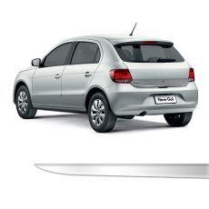 Friso Porta Malas Volkswagen Gol G6 Cromado Resinado