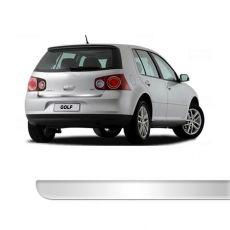 Friso Porta Malas Volkswagen Golf 2007 Até 2010 Cromado Resinado
