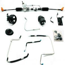 Kit De Direção Hidráulica Do Chevrolet Celta 1.0/1.4 De 2001 Até 2005 (Modelos Com Ar Original)