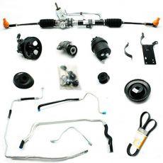 Kit De Direção Hidráulica Do Chevrolet Celta Prisma 1.0/1.4 Motor Flex De 2006 Até 2008 (Modelos Sem Ar Condicionado)