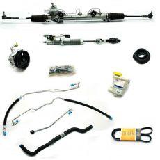 Kit De Direção Hidráulica Do Ford Ka 1.0/1.6 Zetec Rocam De 2000 Até 2007 (Modelos Com Ar Condicionado Original)