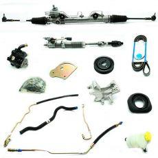 Kit De Direção Hidráulica Do Ford Ka 1.0/1.6 Zetec Rocam De 2000 Até 2007 (Modelos Com Ar Condicionado Visteon Instalado)