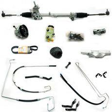 Kit De Direção Hidráulica Do Ford Novo Ka 1.0/1.6 De 2008 Em Diante (Modelos Com Ar Condicionado Original)