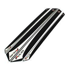 Adesivo Soleira Resinada Fiat Palio até 2012 Modelo 4 Portas