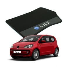 Tapete Carpete Bordado Volkswagen Up Com Logo