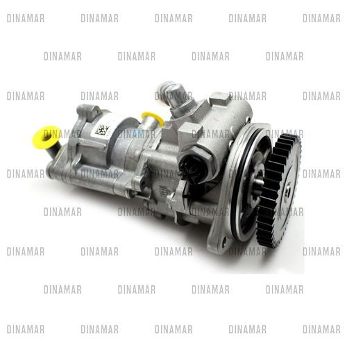 Bomba Hidráulica Dhb Volare A5/A6/V5/V6 Agrale Furgovan 6000 / Agrale 6000 2002 Em Diante