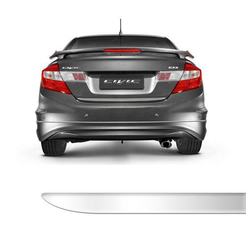 Friso Porta Malas Honda Civic Cromado Resinado