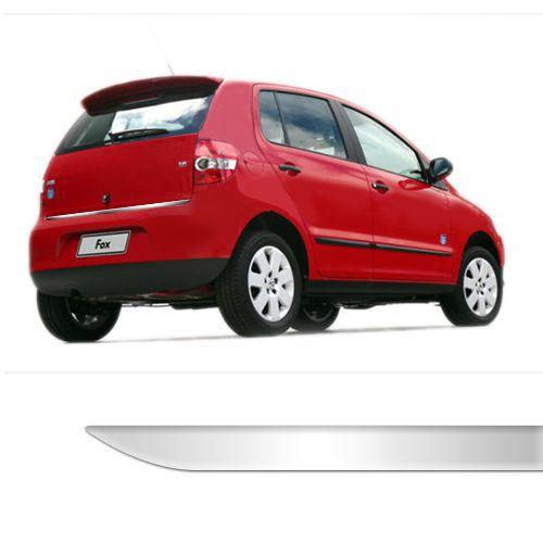 Friso Porta Malas Volkswagen Fox 2003 Até 2011 Cromado Resinado