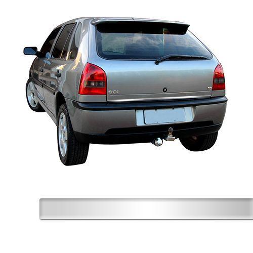 Friso Porta Malas Volkswagen Gol G3 Até 2005 Cromado Resinado