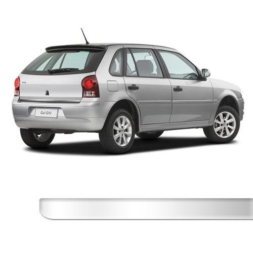 Friso Porta Malas Volkswagen Gol G4 2006 Até 2013 Cromado Resinado
