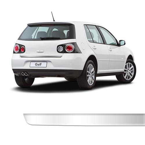 Friso Porta Malas Volkswagen Golf 2011 Até 2013 Cromado Resinado
