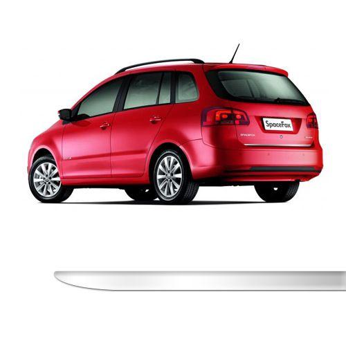 Friso Porta Malas Volkswagen Spacefox Até 2011 Cromado Resinado
