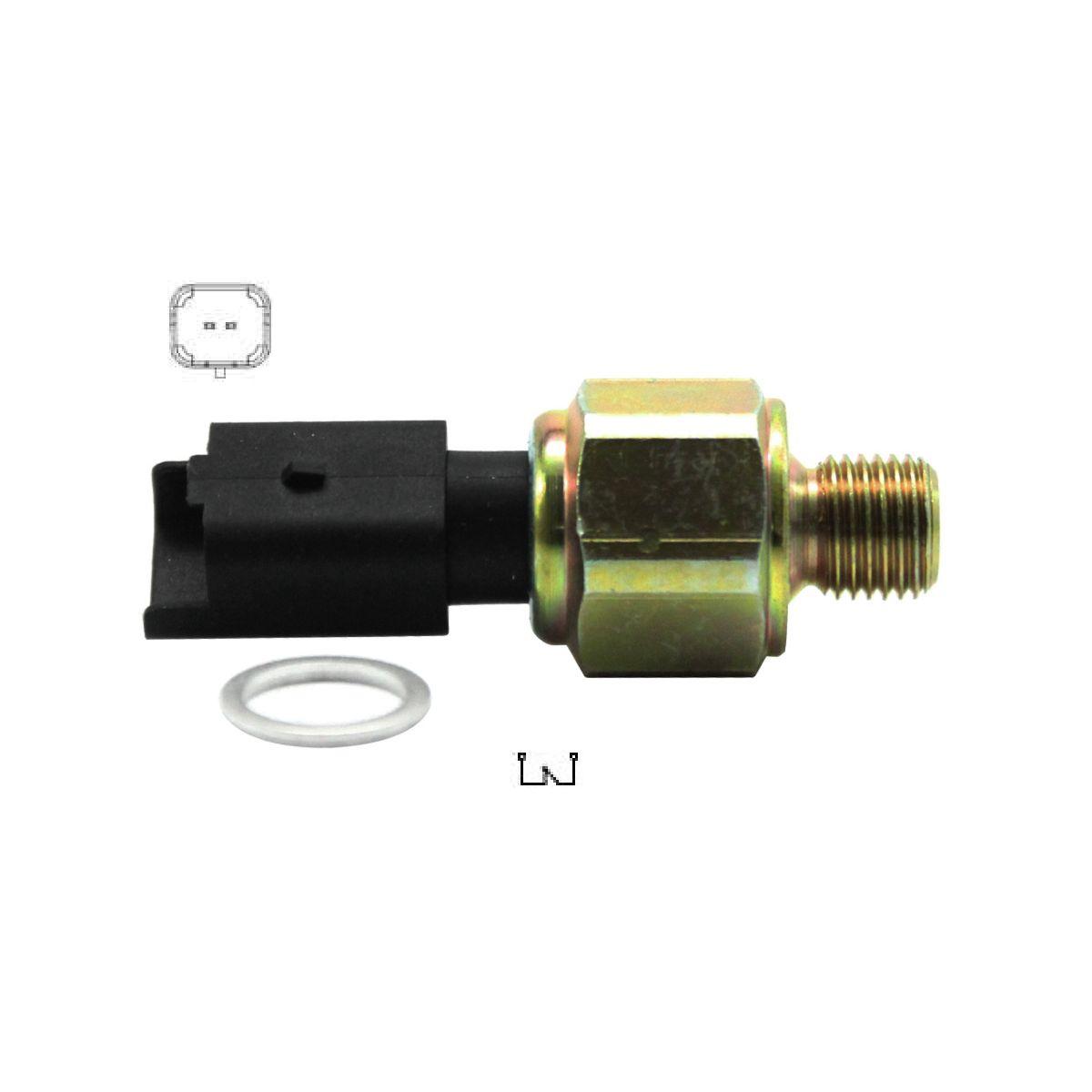 Interruptor De Pressão Da Direção Hidráulica Peugeot 206/207/306/406 - Partner 3-RHO 9906