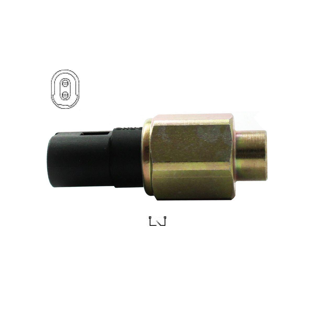 Interruptor De Pressão Da Direção Hidráulica Clio/ Scenic/ Kangoo/ Logan/ Megane/ Duster 3-RHO 9907