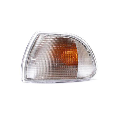 Lanterna Dianteira Pisca Fiat Palio Siena Strada 96 97 98 99 2000 Cristal (Lado Direito - Passageiro)