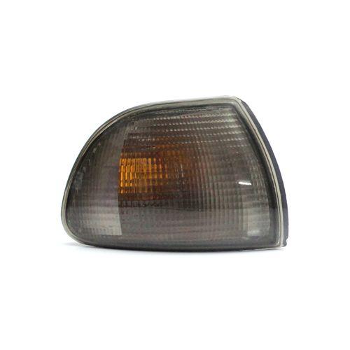 Lanterna Dianteira Pisca Fiat Palio Siena Strada 96 97 98 99 2000 Fumê (Lado Esquerdo - Motorista)
