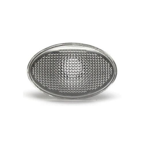 Lanterna Pisca Paralama Ford Courier Cristal (Unitário)