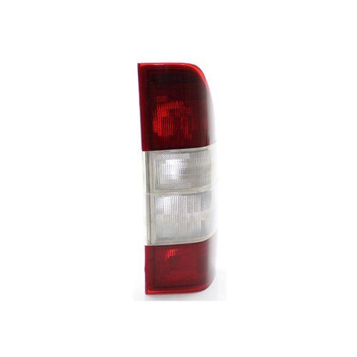 Lanterna Traseira Mercedes-Benz Sprinter 2003 04 05 06 07 08 2009 Acrílico Bicolor Cdi (Lado Direito - Passageiro)