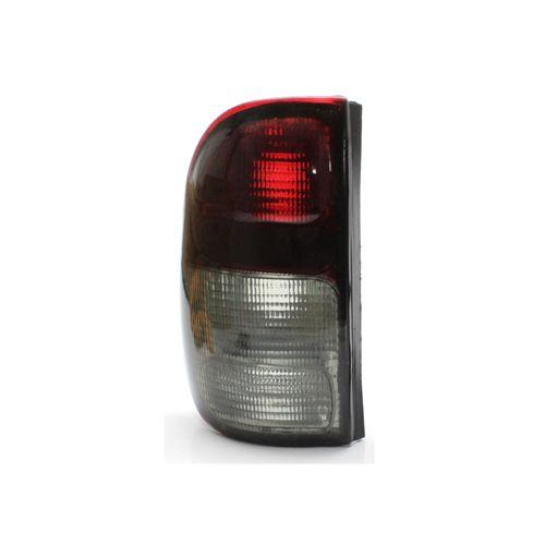 Lanterna Traseira Volkswagen Saveiro G2 97 98 99 00 01 02 Bicolor Fumê (Lado Esquerdo - Motorista)