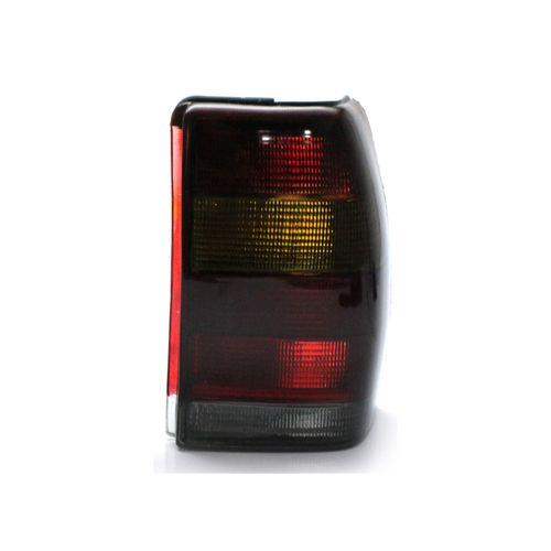 Lanterna Traseira Chevrolet Omega Gls Tricolor 93 94 95 96 97 98 (Lado Direito - Passageiro)