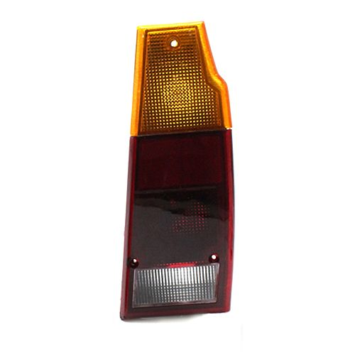 Lanterna Traseira Volkswagen Parati Saveiro 85 86 87 88 89 90 91 92 93 94 95 96 97 Tricolor (Lado Direito - Passageiro)