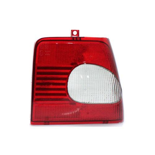 Lente Lanterna Traseira Fiat Tempra Bicolor 96 97 98 99 (Lado Direito - Passageiro)