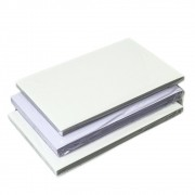 Folha PVC 20X30cm Próprias para Impressão VISUTEC
