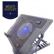 Base Cooler para Notebook Notepal Ergostand Cooler Pad FÁCIL TEC
