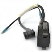 Bobina Elétrica (Módulo de Ignição) para Motosserra 52cc BRUTATEC