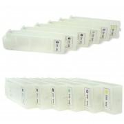 Bulk Ink Canon Ipf500, Ipf600, Ipf605, Ipf610, Ipf700, Ipf710, 720 VISUTEC