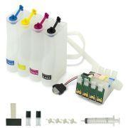 Bulk Ink para impressoras Epson modelos T25, TX125, TX123, TX133 e TX135 (sem tinta)