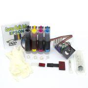 Bulk Ink para impressora  Epson modelo TX420 com 400ml de Tinta Corante