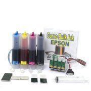 Bulk Ink T25, TX125, TX123, TX133 e TX135 com Tinta Corante