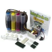 Bulk Ink T25, TX125, TX123, TX133, TX135 com Tinta Pigmentada VISUTEC