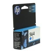 Cartucho 564 Original HP Ciano