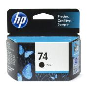 Cartucho 74 Original HP Preto